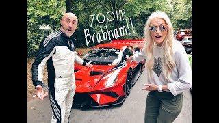 Brabham - The Australian who created his own Supercar!