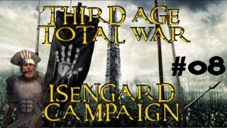 Let's Play - The Third Age: Total War - Isengard Campaign (MOS