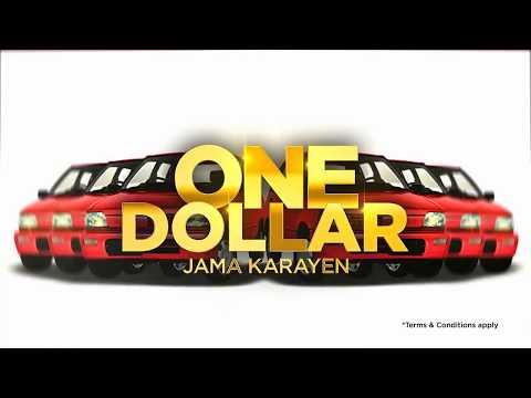 ARY one Dollar - Jeeto Pakistan - 100 cars (Ramzan 2018)