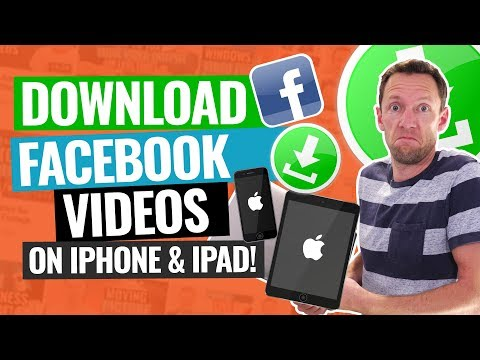 Xxx Mp4 How To Download Facebook Videos On IPhone Amp IPad 3gp Sex