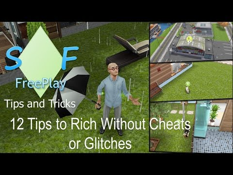 Sims FreePlay - 12 Tips to Rich Without Cheating
