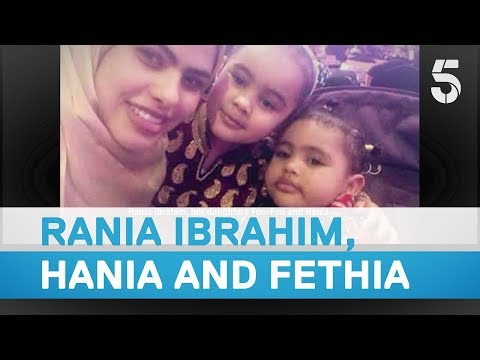 Rania Ibrahim, Hania Hassan and Fethia Hassan remembered at the Grenfell Inquiry - 5 News