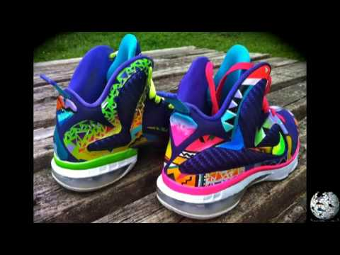 d12f6602c70d THE 23 CRAZIEST CUSTOM SNEAKERS - NIKE JORDANS LEBRONS YEEZY AIR MAG  FOAMPOSITE KD