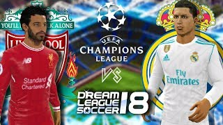 Dream league Soccer 2018   UEFA CHAMPİONS LEAGUE MOD 2018