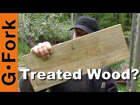 Pressure Treated Wood For Raised Garden Beds? - GardenFork