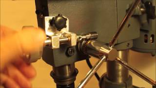 Cheap Drill Press converted to Milling Machine