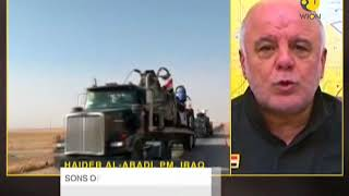 Iraqi Security Forces launch offensive against IS militants to retake Tal Afar