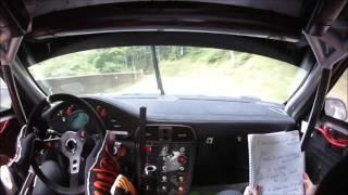 Rallye Montagne Noire 2017. ES8 La Loubatiere.COSSON Anthony/NOURRY Anne Sophie