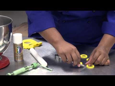 How to Make Fondant Chains : Take the Cake