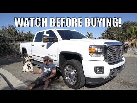 Is a GMC Denali worth the extra money?!
