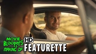 Furious 7 (2015) Featurette - Extended Edition On Blu-ray & DVD
