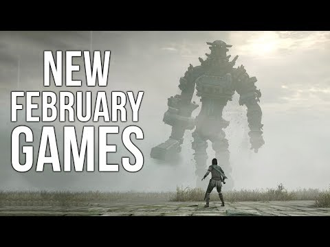 Top 10 NEW February Games of 2018
