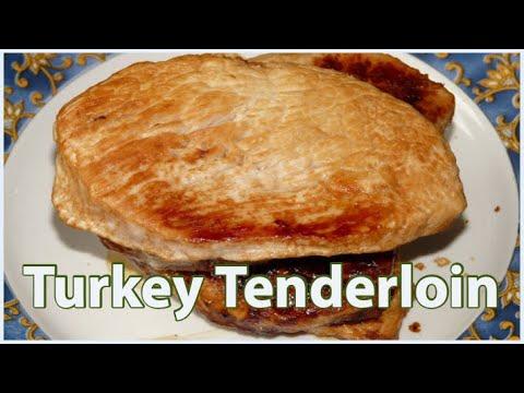 Roasted Turkey Tenderloin and Veggies