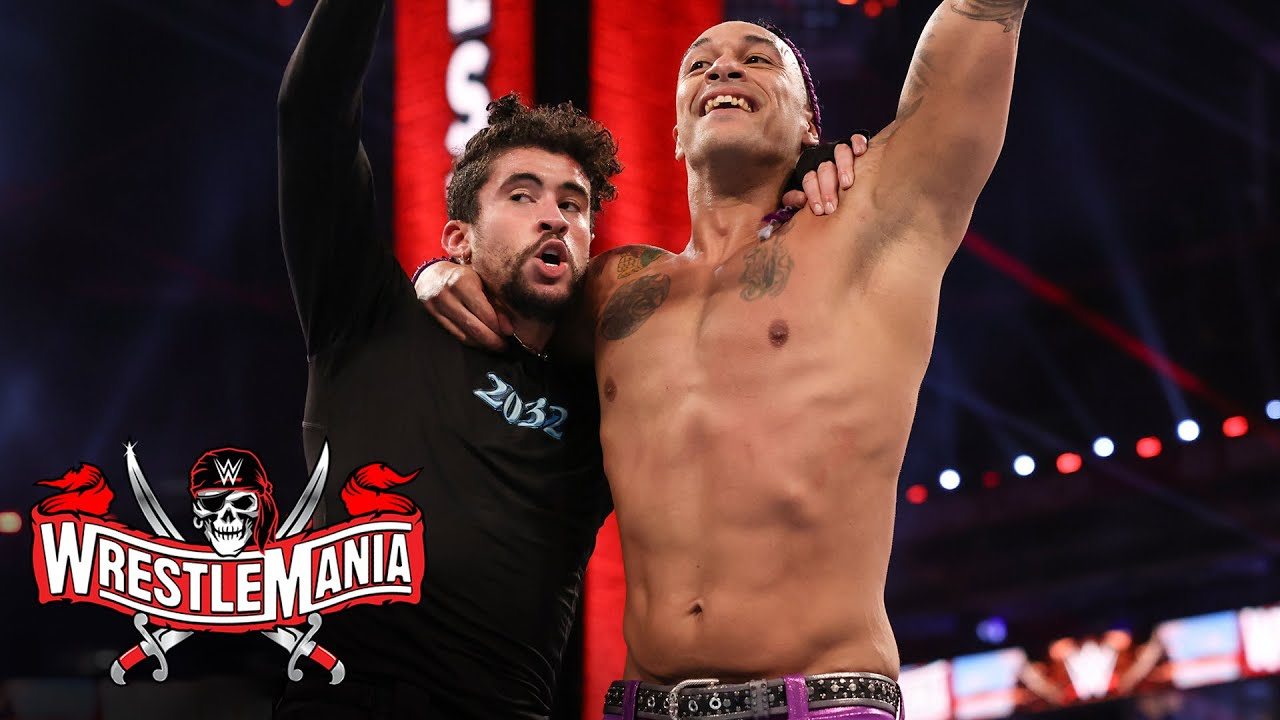 WrestleMania 37 – Night 1 Highlights (WWE Network Exclusive)