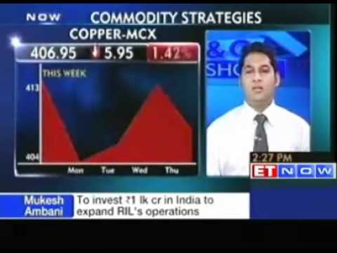 Kotak Commodities: Buy gold, silver; sell copper