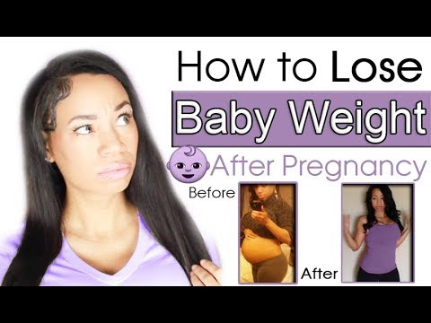 How to Lose Baby Weight After Pregnancy