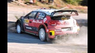 53 RallyRACC Catalunya WRC 2017 / Highlights / Max Attack and Big Show