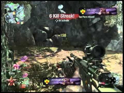 Black Ops - L96 Jumpshot