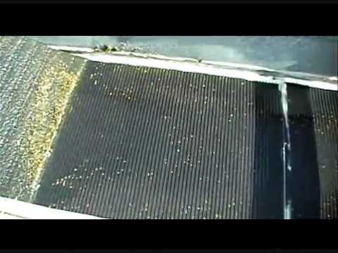 Home Made Clean Up Gold Sluice Pt. 1