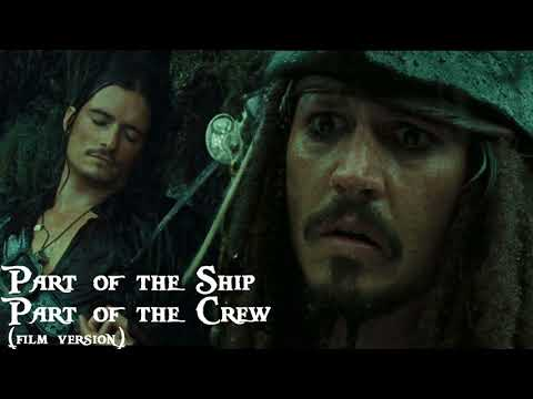 Part of the Ship  - POTC: At World's End (film version / clean SFX)