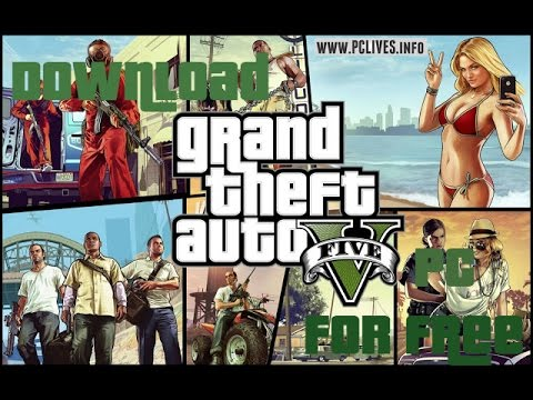 How to download GTA 5 PC for free 100% working