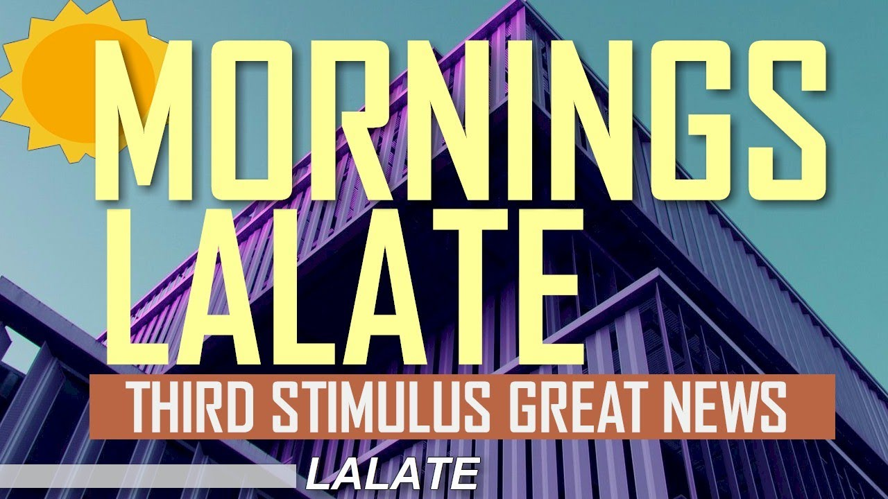 CONFIRMED!! BIG STIMULUS CHECKS PAID BEFORE $1,400 THIRD STIMULUS CHECK UPDATE! | MORNINGS PURPLE