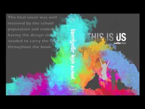making of a yearbook cover