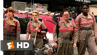 Ghostbusters (5/10) Movie CLIP - Who Ya Gonna Call? (2016) HD