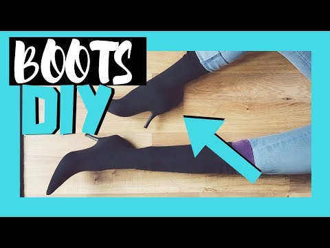 DIY | YEEZY INSPIRED SOCK BOOTS 2016 - 2017 | KnowingTracy