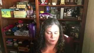 Arwen Reviews The Dark Goddess Tarot Unboxing Ellen Lorenzi Prince