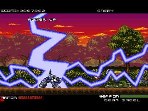 DOS Game: Iron Blood