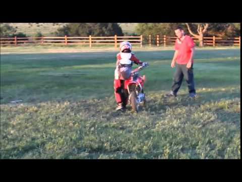 motorcycle summer camp 10' stop drill