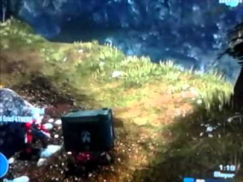 They won`t find me in here (HaloReach)