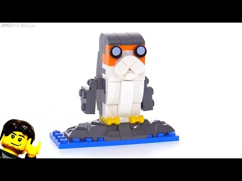 LEGO Star Wars Porg official small buildable model