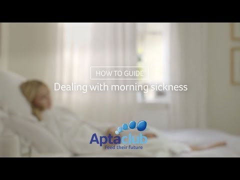 How to deal with morning sickness (Guide)