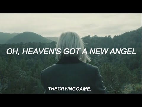 AURORA - Why Did You Have To Go? (Lyrics)