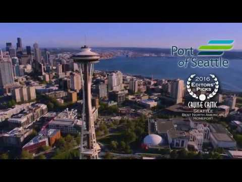Cruise Seattle 2017