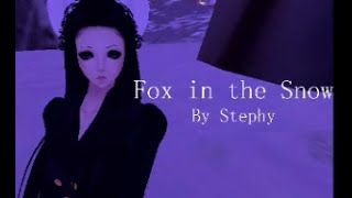 IMVU Create-An-Avatar: Fox in the Snow