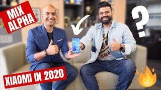 Mi MIX Alpha- Xiaomi in 2020 - POCO Secret Plans? Ft. Manu Kumar Jain