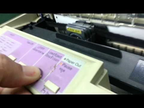 Adjust Paper LQ300+