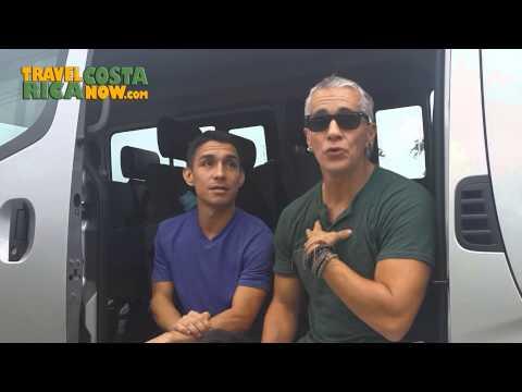 Costa Rica - Private Shutte Great Transportation Option