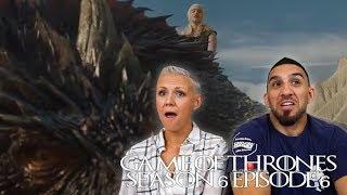 Game of Thrones Season 6 Episode 6 'Blood of My Blood' REACTION!!