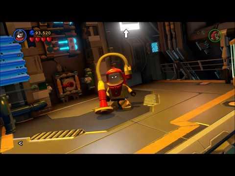 LEGO BATMAN 3 | HOW TO GET REVERSE FLASH