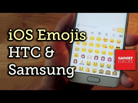 iOS Emojis for Samsung & HTC Devices—No Root Required [How-To]