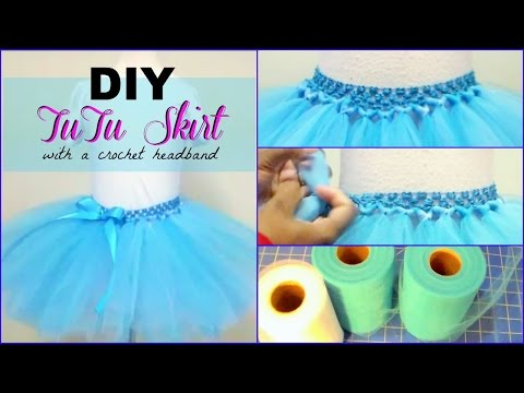 How to make a Tutu - Basic Tutu Tutorial