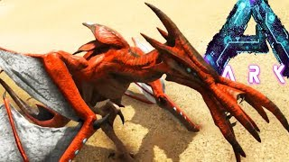 Ark Aberration - Play As Seeker! The Only Flyer In Game! - Aberration Gameplay