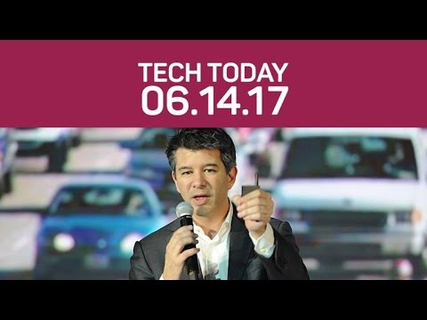 Uber CEO takes leave, Verizon owns Yahoo