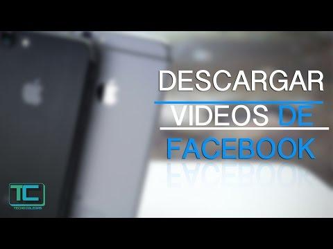 Descarga cualquier video de Facebook desde iPhone, iPad y iPod Touch