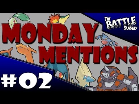 Monday Mentions! Episode 02 - Feb 9th 2015