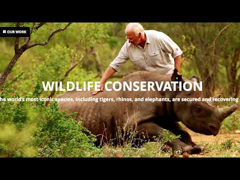 World Wildlife Fund, Jason Clay, Gardiner Lecture Series